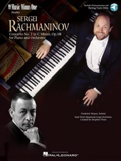 RACHMANINOV - Concerto Pour Piano n° 2 Opus 18 - Partition - di-arezzo.fr