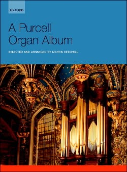 Henry Purcell - Purcell Organ Album - Partition - di-arezzo.fr