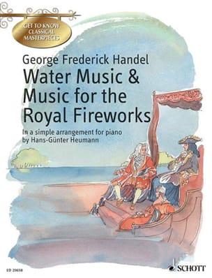 Water Music & Music For The Royal Fireworks - laflutedepan.com