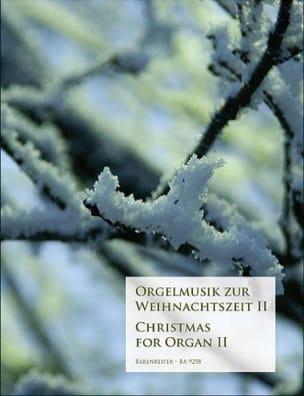 - Orgelmusik Zur Weihnachtszeit Volumen 2 - Partitura - di-arezzo.es