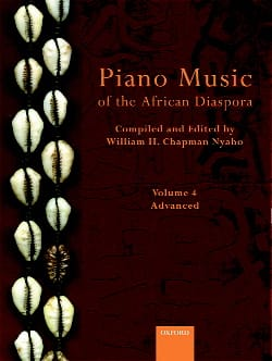 - Piano Music Of Africa And The African Diaspora Vol 4 - Partition - di-arezzo.fr