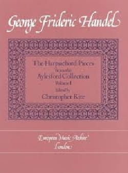 The Harpsichord Pieces From The Aylesford Collection Volume 1 - laflutedepan.com