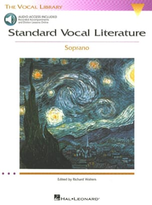 - Standard Vocal Literature. Soprano - Sheet Music - di-arezzo.com