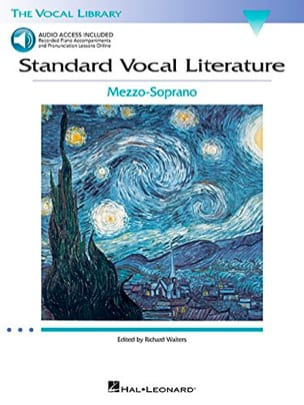 - Standard Vocal Literature. mezzo - Sheet Music - di-arezzo.co.uk