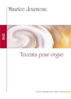 Maurice Journeau - Toccata - Partition - di-arezzo.fr