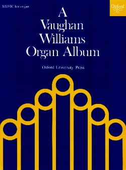 Williams Ralph Vaughan - Organ Album - Partition - di-arezzo.fr