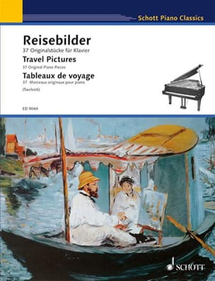 Travel Tables - Sheet Music - di-arezzo.co.uk