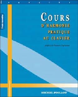 Michel Poillot - Clavier Harmony Course. - Sheet Music - di-arezzo.com
