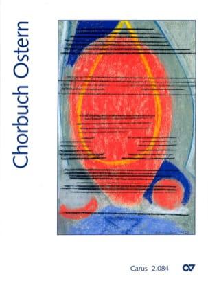 Chorbuch Ostern - Partition - Chœur - laflutedepan.com