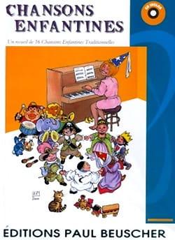 16 Chansons Enfantines - Partition - di-arezzo.fr
