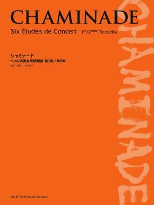 Cécile Chaminade - 6 estudios de concierto - Partitura - di-arezzo.es