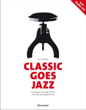 Jean Kleeb - Classical Goes Jazz - Partition - di-arezzo.fr