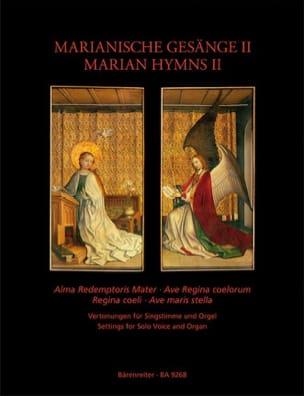 - Hymnes Marials volume 2 - Partition - di-arezzo.fr