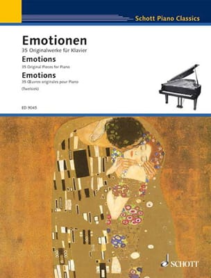 Emotions Partition Piano - laflutedepan