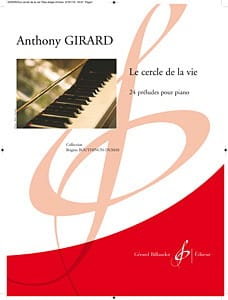 Anthony Girard - The Circle of Life - Sheet Music - di-arezzo.com