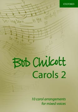 Carols 2 Bob Chilcott Partition Chœur - laflutedepan