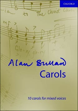 Alan Bullard - 10 Carols - Partition - di-arezzo.fr