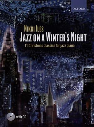 Nikki Iles - Jazz On A Winter's Night - Partition - di-arezzo.fr