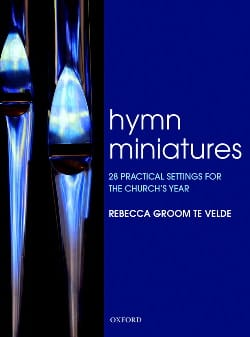 Hymn Miniatures - Partition - Orgue - laflutedepan.com