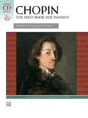 The 1st Book For Pianist - Frédéric Chopin - laflutedepan.com