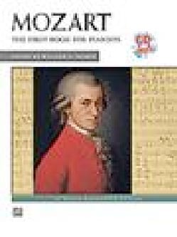 MOZART - The 1st Book For Pianist - Partition - di-arezzo.fr