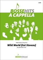 Stevens Cat - Wild World - Partition - di-arezzo.fr