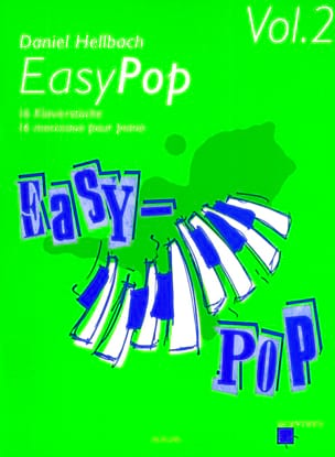 Daniel Hellbach - Easy Pop Volume 2 - Partition - di-arezzo.fr