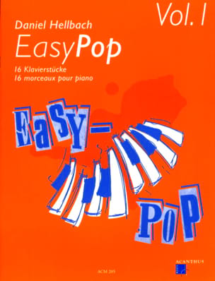 Daniel Hellbach - Easy Pop Volume 1 - Sheet Music - di-arezzo.co.uk