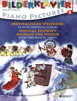 - Musical Journey Around The World - Sheet Music - di-arezzo.co.uk