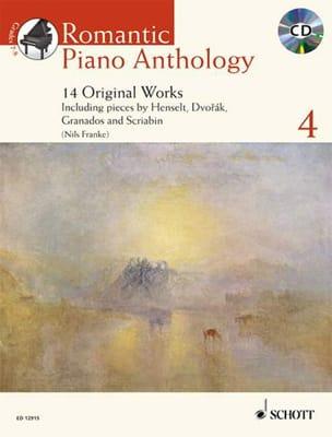 Romantic Piano Anthology Volume 4 - Partition - laflutedepan.com