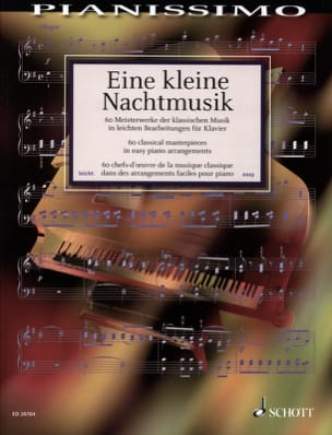 Eine Kleine Nachtmusik - Sheet Music - di-arezzo.com