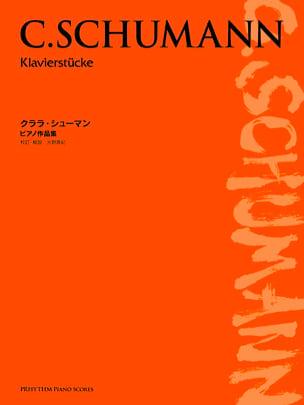 Klavierstücke - Clara Schumann - Partition - Piano - laflutedepan.com