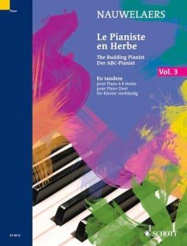 Le Pianiste En Herbe Volume 3 - Partition - laflutedepan.com