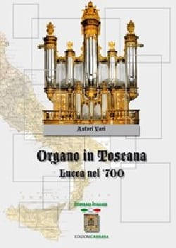 L'orgue En Toscane - Partition - di-arezzo.fr