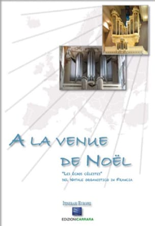 A la Venue de Noël Partition Orgue - laflutedepan