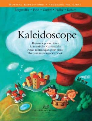 Kaleidoscope - Partition - Piano - laflutedepan.com