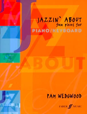Pam Wedgwood - Jazzin' About - Partition - di-arezzo.fr