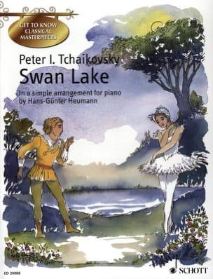 TCHAIKOWSKY - Lago Swan - Partitura - di-arezzo.es