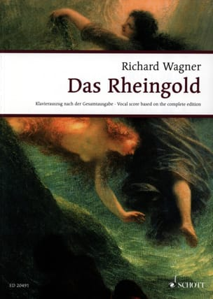 Das Rheingold Wwv 86a - Richard Wagner - Partition - laflutedepan.com