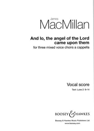 And Lo, The Angel Of The Lord Came Upon Them - laflutedepan.com