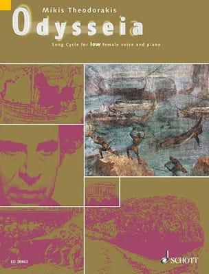 Mikis Theodorakis - Odysseia - Partition - di-arezzo.fr