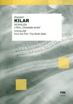 Wojciek Kilar - Vocalise Du Film la Neuvième Porte - Partition - di-arezzo.fr