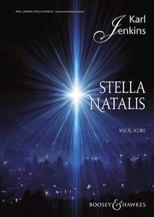 Karl Jenkins - Stella Natalis - Partition - di-arezzo.fr