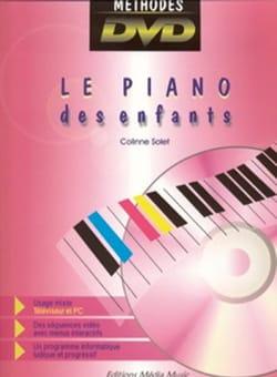 Le Piano des Enfants - Colinne Solet - Partition - laflutedepan.com