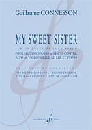 Guillaume Connesson - My Sweet Sister - Partition - di-arezzo.fr
