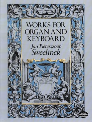 Jan Pieterszoon Sweelinck - Organ Work - Sheet Music - di-arezzo.com