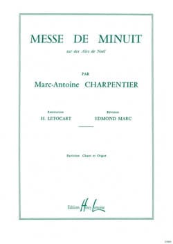 Marc-Antoine Charpentier - Midnight Mass. Chorus alone - Sheet Music - di-arezzo.co.uk