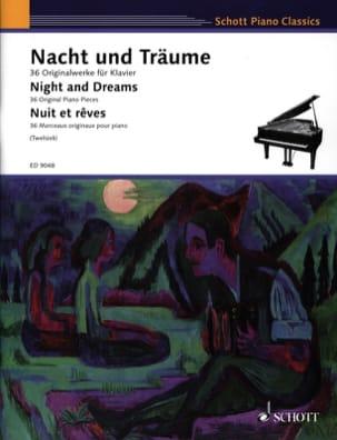 - Nacht Und Träume - Sheet Music - di-arezzo.co.uk