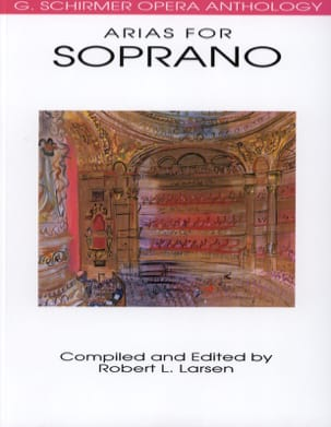 Opera Anthology: Arias Pour Soprano - Partition - laflutedepan.com
