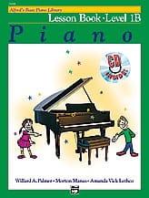 Palmer / Morton / Vick Lethco - Lesson Book Level 1b - Partition - di-arezzo.fr